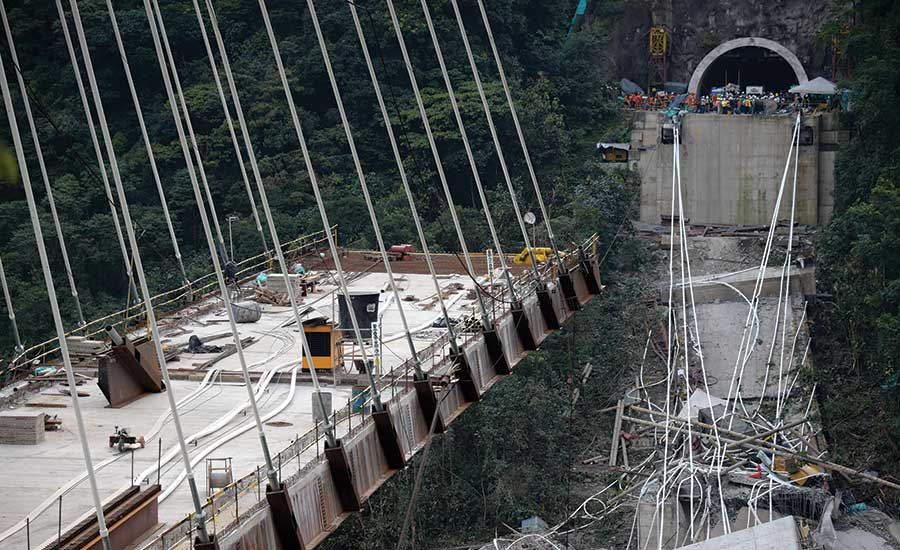 Colombia Launches Probe Into Deadly Bridge Collapse | 2018-01-24 | ENR