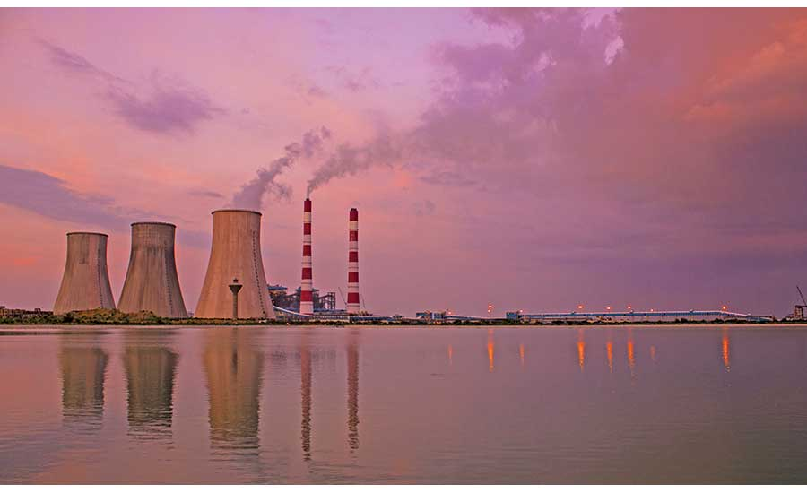 Haryana Power Co. power plant