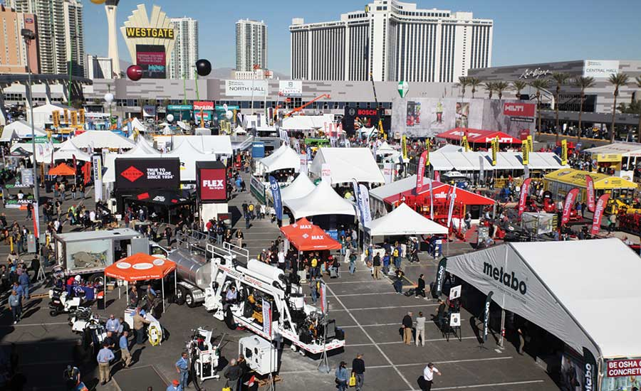 Improving Outlook Drives Crowds to World of Concrete