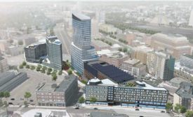 Fenway Center megadevelopment