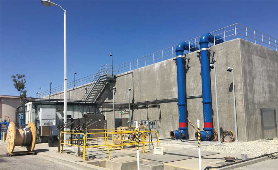 Terminal Island Water Reclamation Plant Advanced Water Purification Facility Expansion