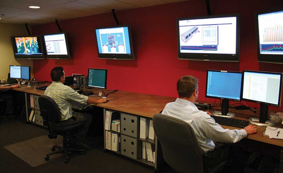 McKinstry's remote operations center