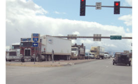 Nogales highway project