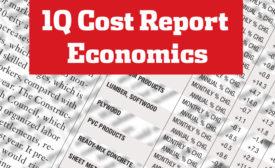 ENR 1Q Cost Report Economics