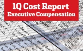 ENR 1Q Cost Report Executive Compensation
