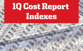 ENR 1Q Cost Report Cost Indexes