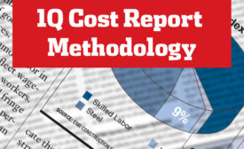 ENR 1Q Cost Report METHODOLOGY