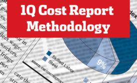 ENR 1Q Cost Report METHODOLOGY