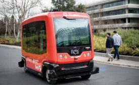 Automated self-driving shuttles