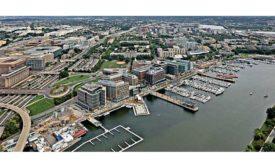 D.C. Wharf Job