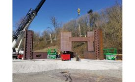 Cutting-edge shear wall core