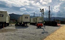 Diesel-based microgrid