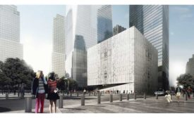 Perelman Center for Performing Arts at the World Trade Center