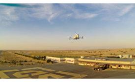 Autonomous flying taxis