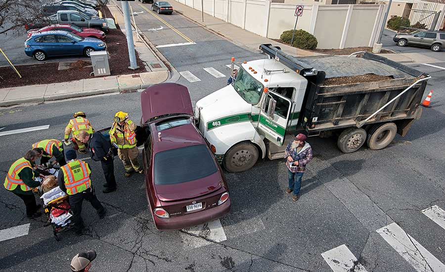 Truck Accident caused by Drug Use | Jerome Fjeld, PLLC