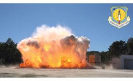 Blast Tests on Mass Timber