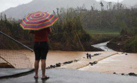 Manati River in Puerto Rico