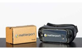 Matterport 3D model