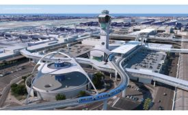 LAX's new people-mover system