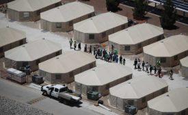 ICE Texas Migrant Housing detention facilities