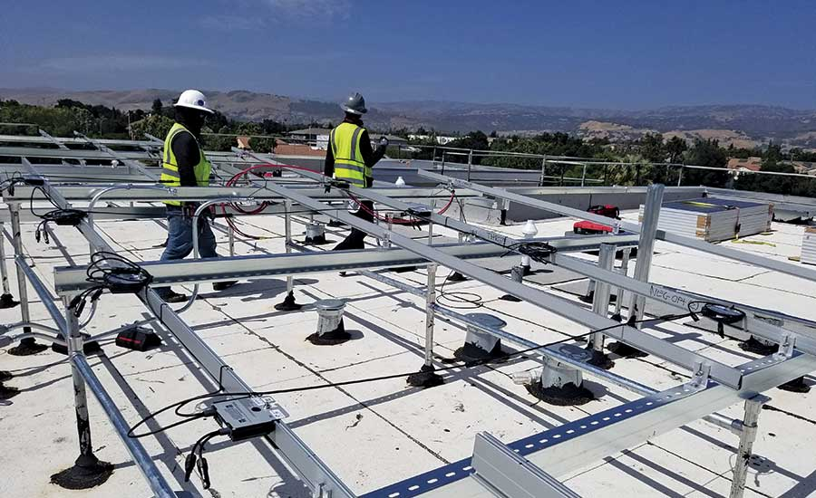 California Begins To Consider Solar On Commercial Buildings 2018