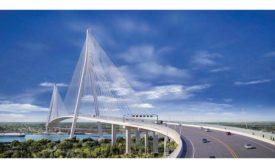 Gordie Howe cable-stay bridge