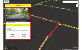 Roadbotics' machine vision system
