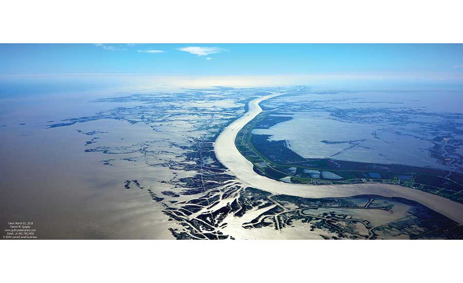 Mississippi River Diversions Could Save Louisiana's Drowning