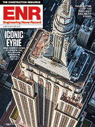 ENR Empire State Building cover
