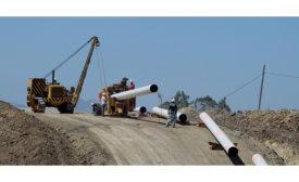 Pipeline buildout