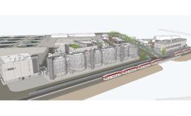 San Francisco's largest sewage treatment plant