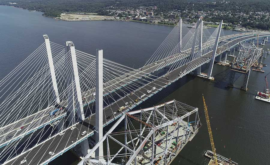 Image result for The last of the old Tappan Zee Bridge