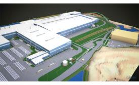 Braidy Altas aluminum plant