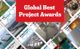 ENR Global Best Projects Awards Winners 2018