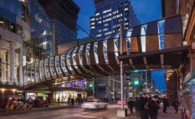 CF Toronto Eaton Centre Bridge