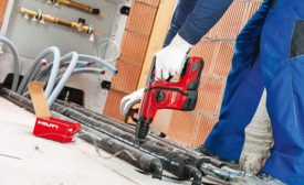 TE 6-A22 cordless rotary hammer