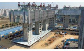India construction