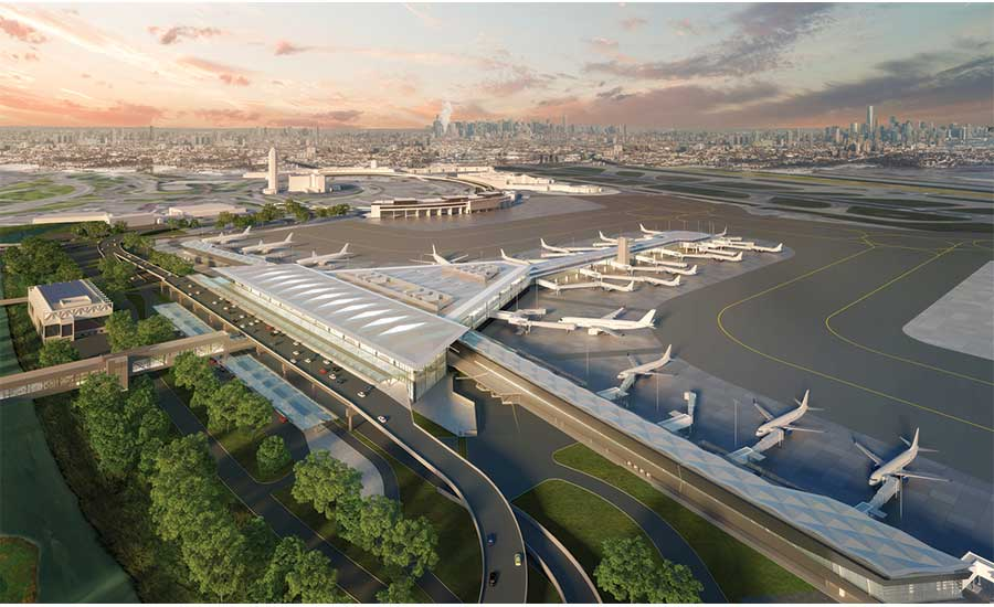 New York City area international airports