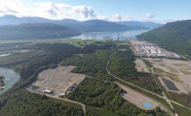 LNG facility