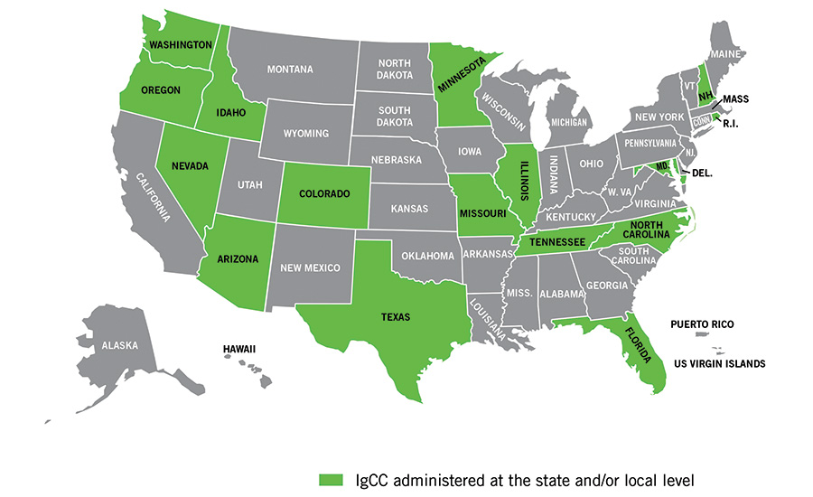 ICC/ASHRAE/USGBC/IES Green Model Code Integrates Existing ...