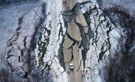 Splintered Vine Road