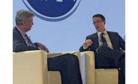 Ex-White House infrastructure advisor DJ Gribbin