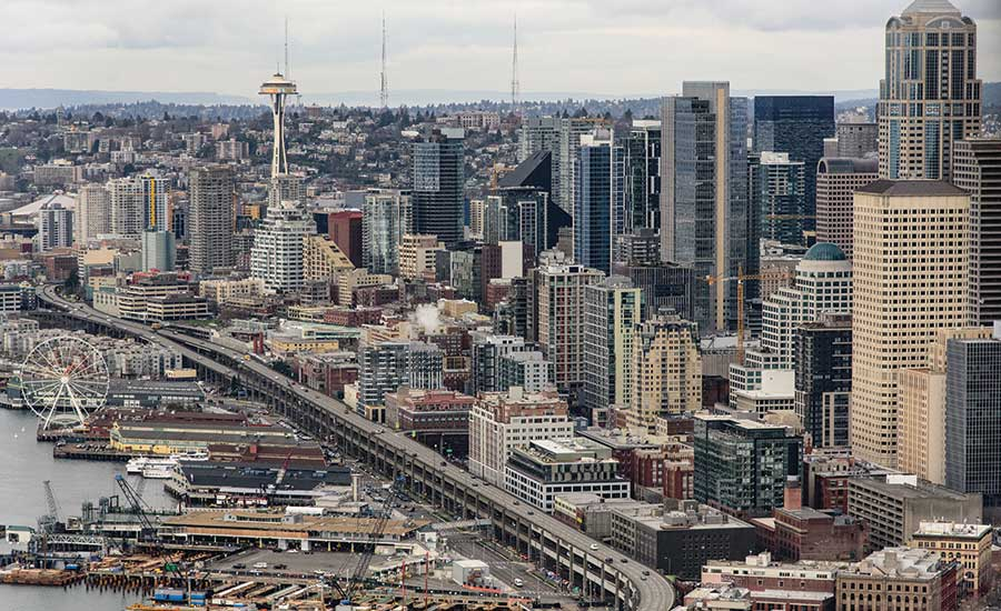 Preparations Underway for Demolition of Seattle's Alaskan Way Viaduct
