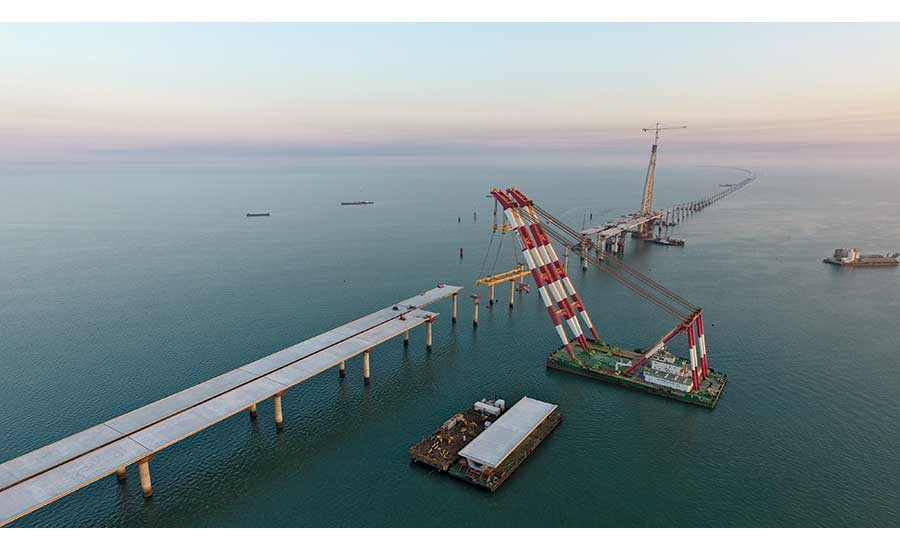 Iconic Causeway Set to Connect Northern and Southern Kuwait