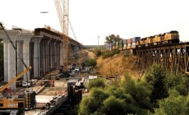 California high-speed rail project