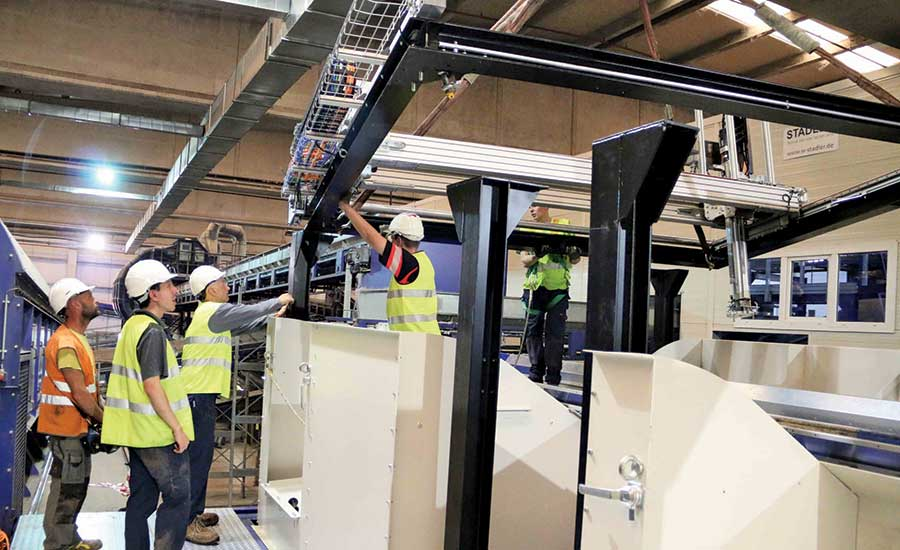 Robotic Trash Pickers Get to Work in Spain