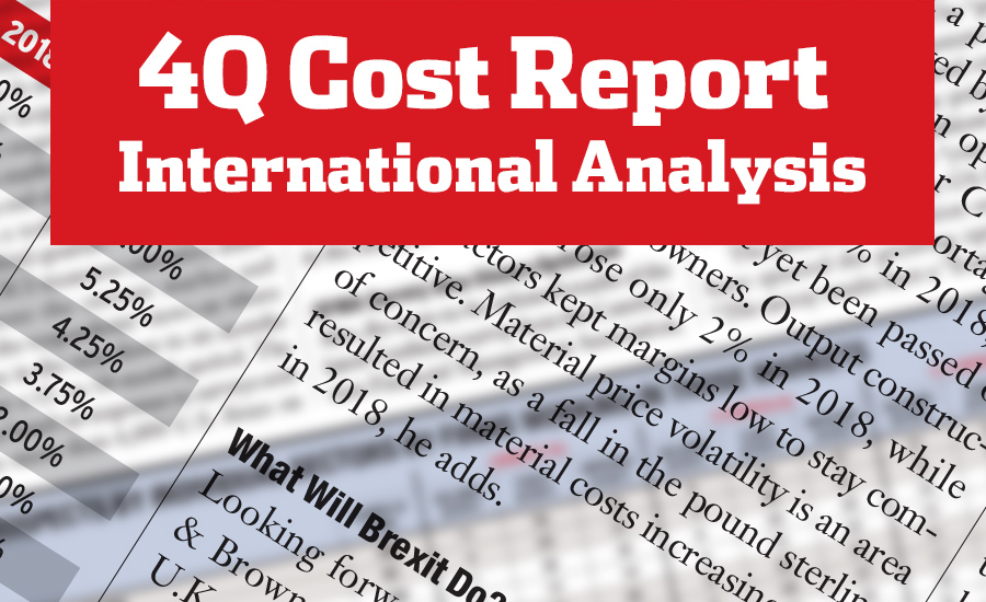 q4 cost report consultant warns to watch international labor