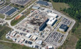South Carolina MOX fabrication facility