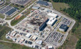 South Carolina MOX fabrication facility