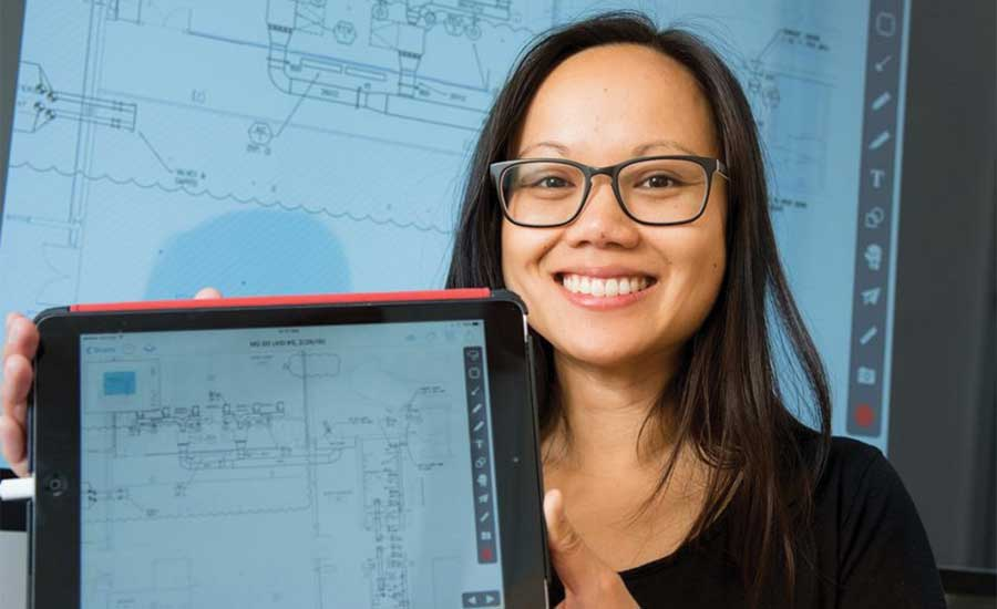 Tracy Young: Construction Engineer Turned Tech Startup CEO Delivers Digital Plans and an $875M Payoff